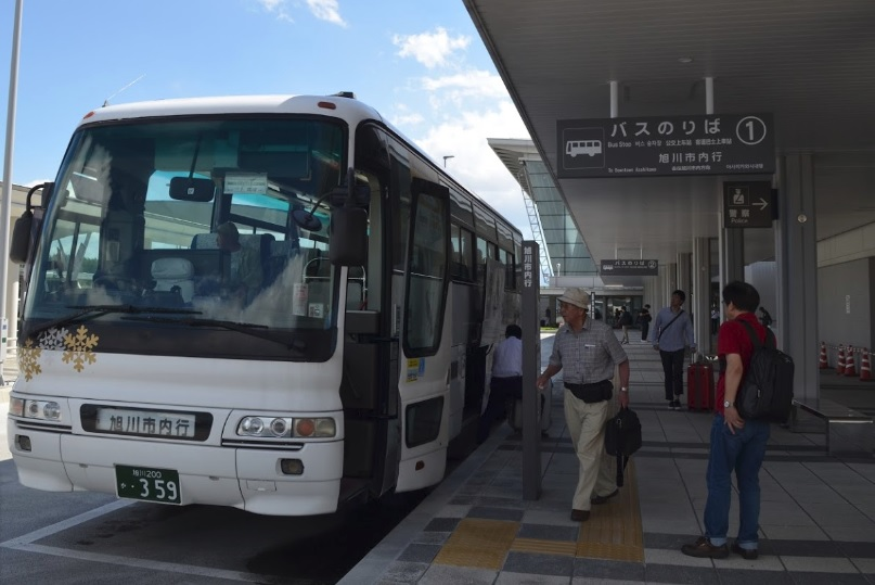 旭川空港バス