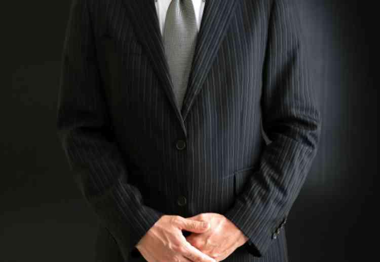 秘書室黒服