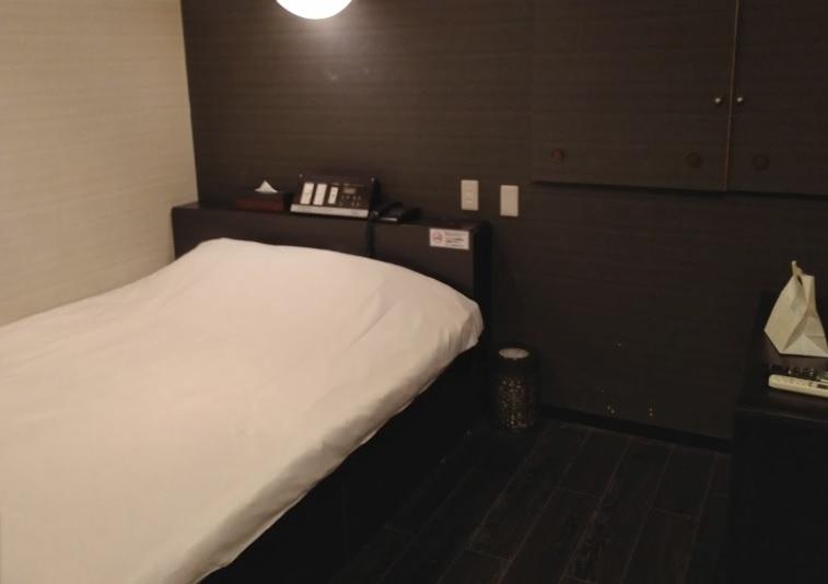 池袋グランドホテル部屋