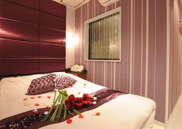 ホテルココナの部屋