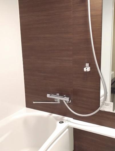 池袋グランドホテル浴室