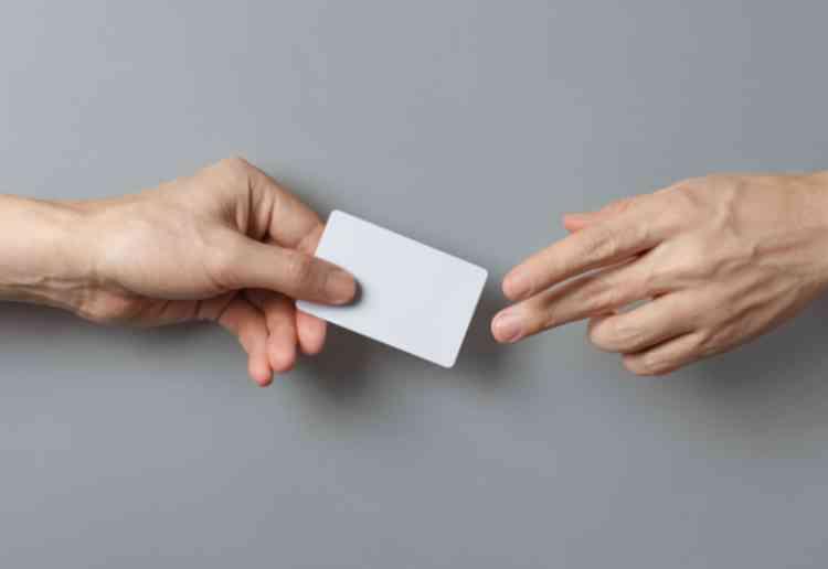 モモカフェ会員カード