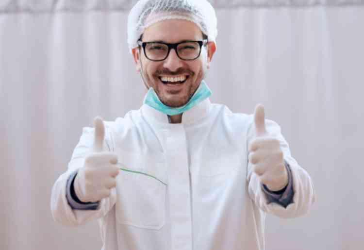 包茎治療・手術開始イメージ