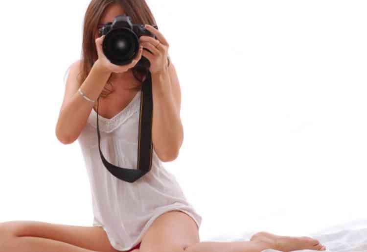 エロい写真家のイメージ