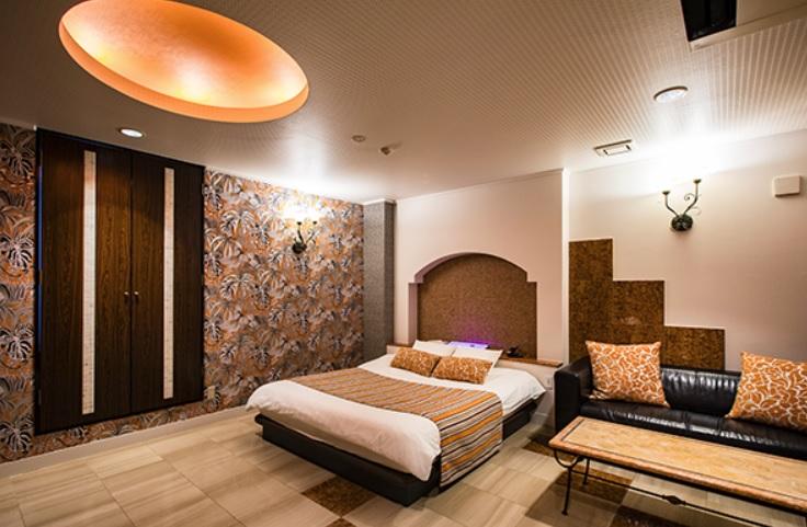 ホテルティラの客室