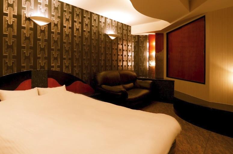 ホテル・ル・クラブの部屋