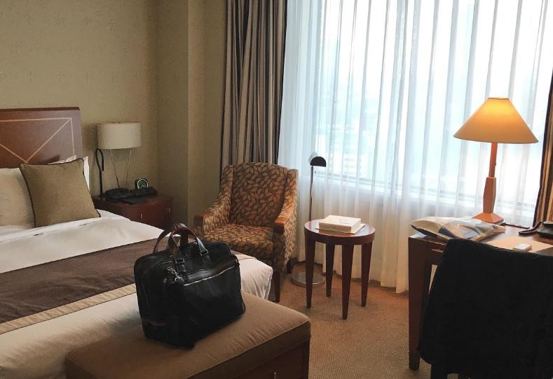 帝国ホテル大阪の部屋