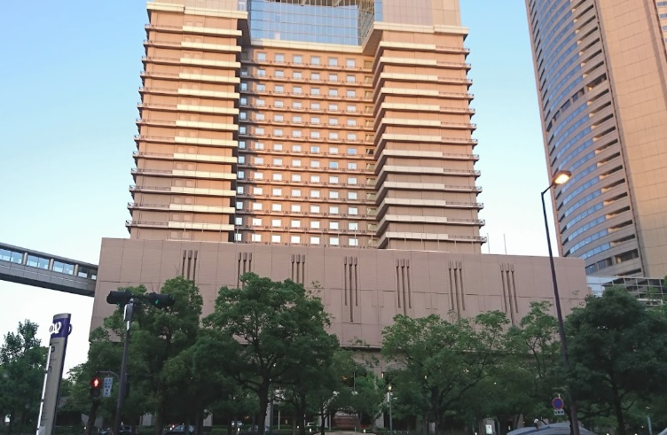 帝国ホテル大阪の外見