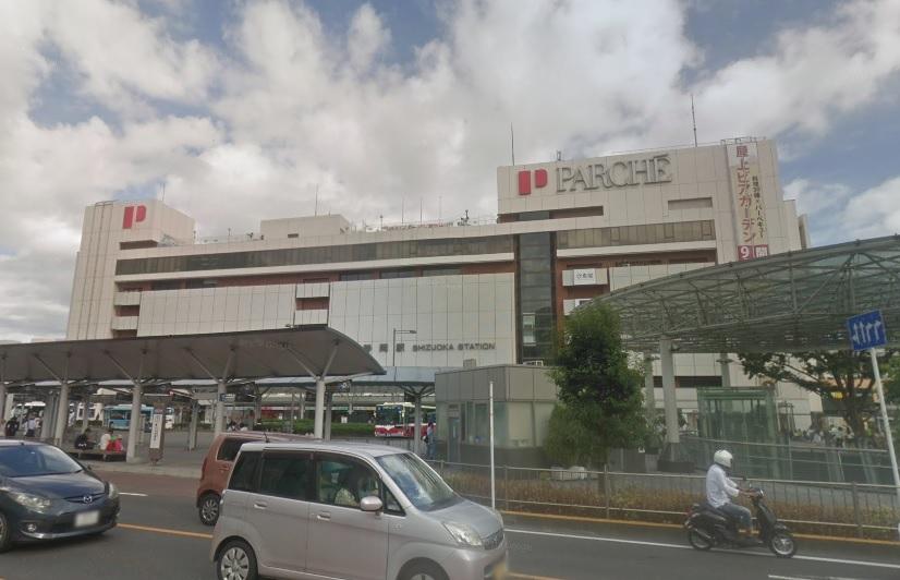 静岡駅のパルシェ