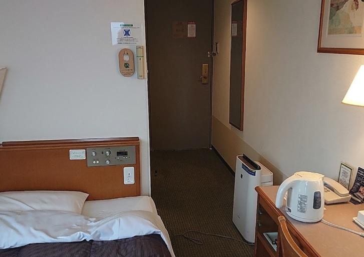 奈良ワシントンホテルプラザの客室