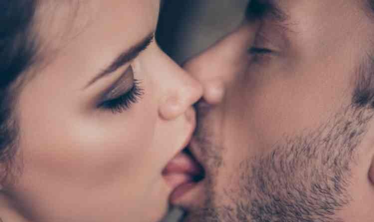 突然のキス