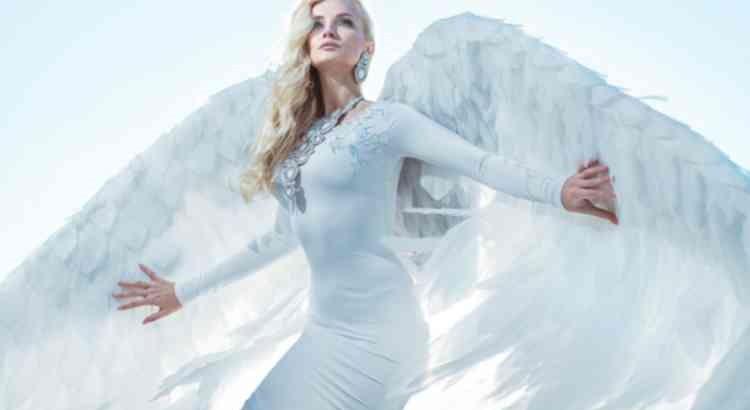 天使のイメージ