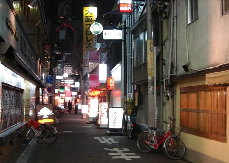 堺の翁橋町