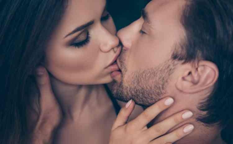 こはるさんから突然のキス