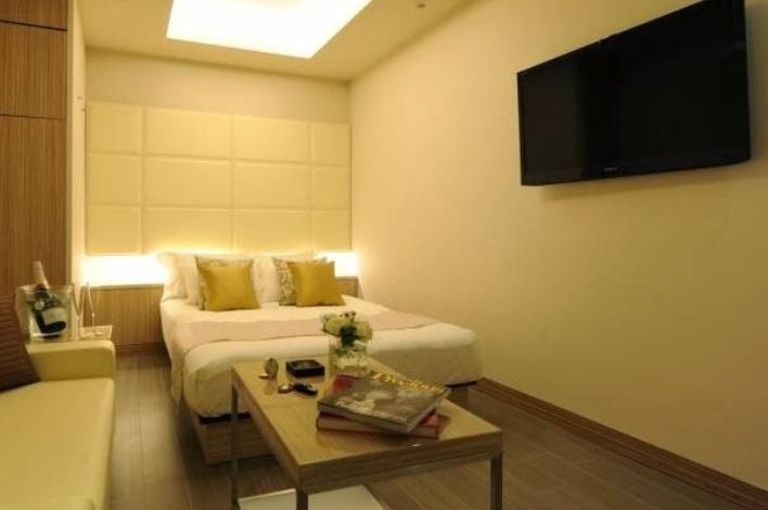 ホテルROYの客室