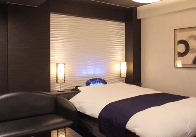 ホテルゼロの客室