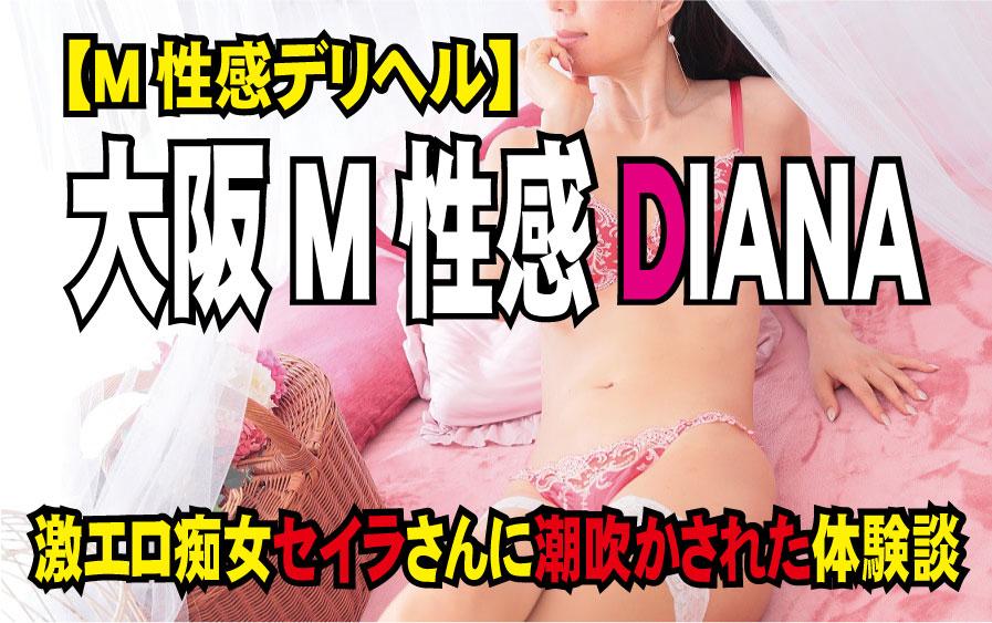 大阪M性感DIANAの体験談トップ画像