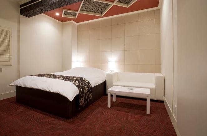 ホテルサンパチの客室