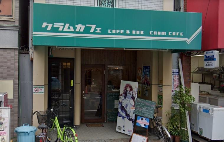 日本橋のカフェ