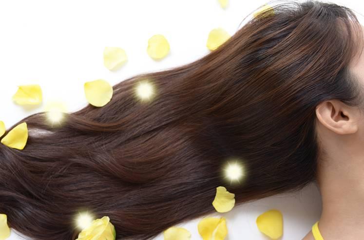 髪の毛の香り