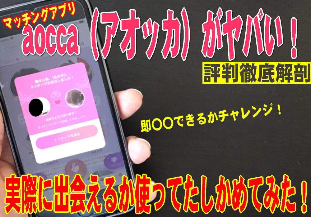 aoccaトップ画像