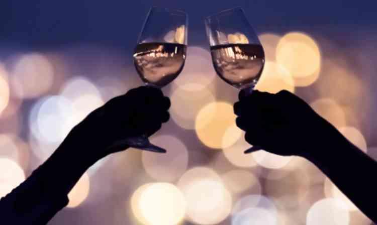 夜のデート