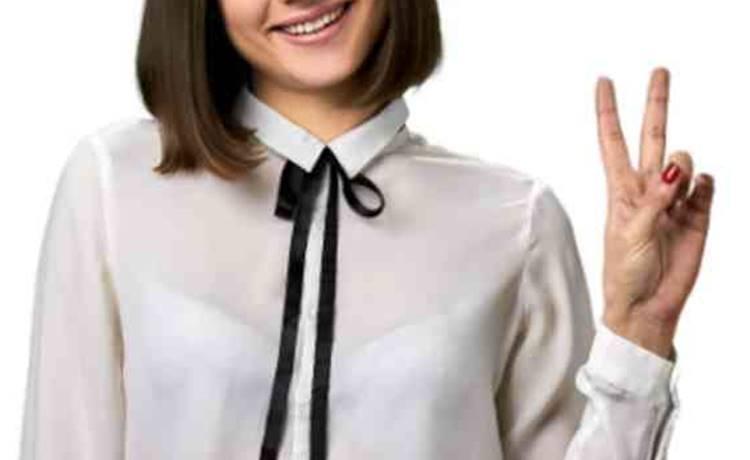 JK服の女子