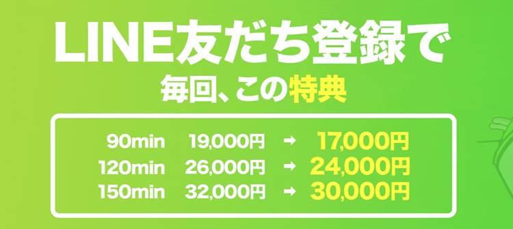 トランスクリニック東京の割引情報