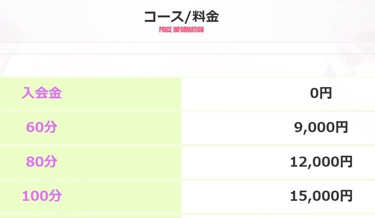 西川口ぷよステーションの料金システム